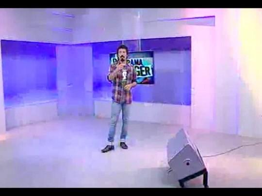 Programa do Roger - Clarissa Mombelli, cantora - Bloco 1 - 23/10/2014