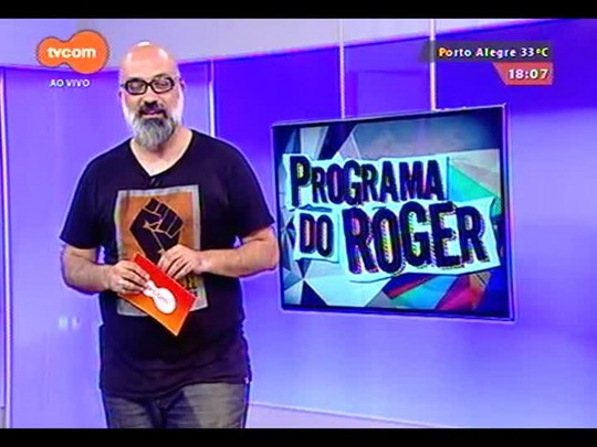 Programa do Roger - Lojinha do Roger - Bloco 3 - 24/11/2014