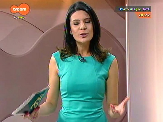 TVCOM 20 Horas - ANP pretende licitar áreas de produção de petróleo no sul do estado - 26/11/2014