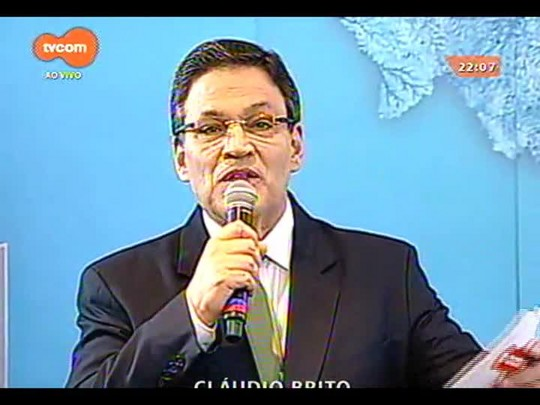 Conversas Cruzadas - Jornalistas do Grupo RBS sabatinam Sartori - Bloco 1 - 22/12/2014