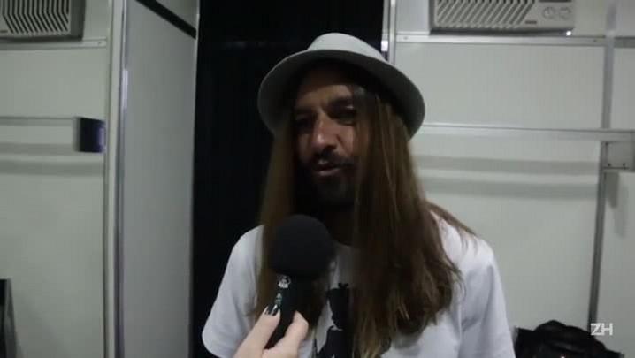 Armandinho conta qual o segredo do seu cabelo