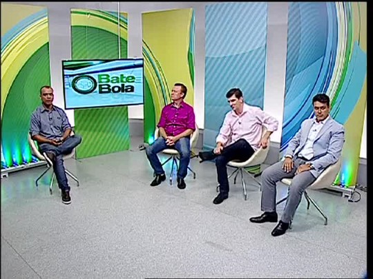 Bate Bola - 1ª rodada do Gauchão - Bloco 2 - 01/02/15