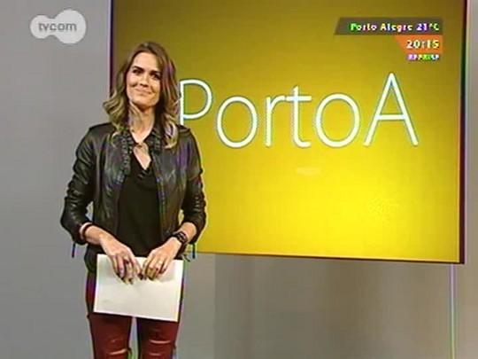 #PortoA - \'Guia de Sobrevivência Gastronômica de Porto Alegre\' sai em busca do xis chocolate na Zona Norte - 21/03/2015