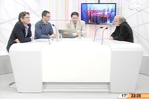 Conversas Cruzadas - Corrupção na FIFA - 2º Bloco - 01.06.15