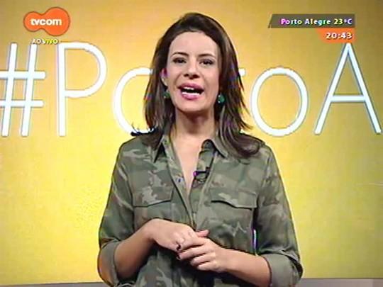 #PortoA - Cláudia Laitano fala sobre a Via Cultura