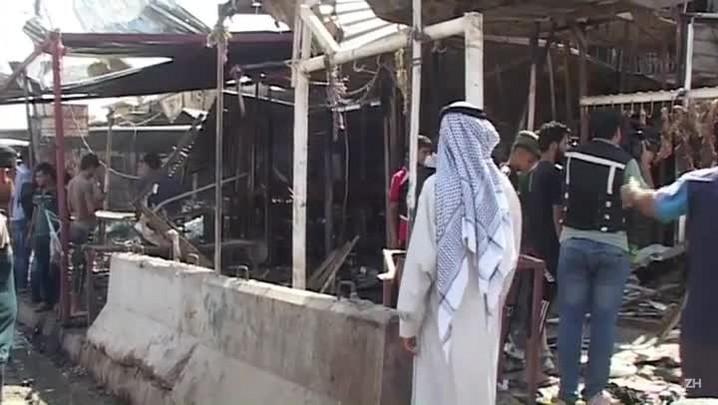 Atentado suicida deixa mais de 100 mortos no Iraque
