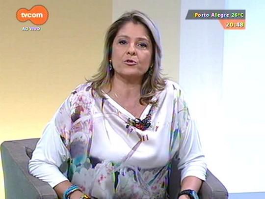 TVCOM Tudo Mais - Débora Bresciani confere o lançamento da \'Parada Gráfica 2015\'