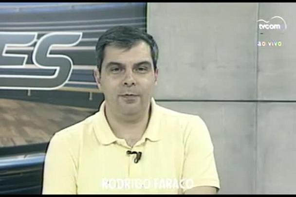 TVCOM Esportes. 1ºBloco. 07.10.15