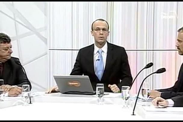 TVCOM Conversas Cruzadas. 2º Bloco. 07.12.15