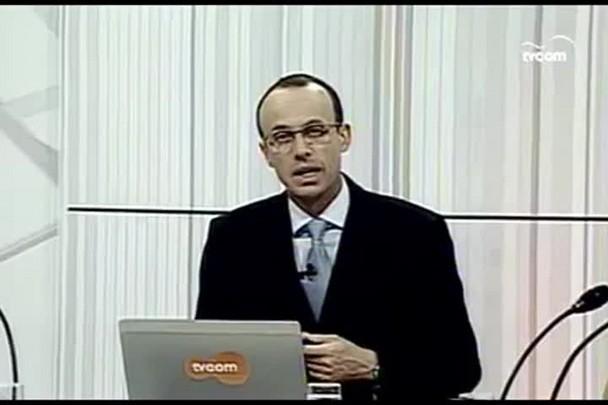TVCOM Conversas Cruzadas. 2º Bloco. 05.02.16
