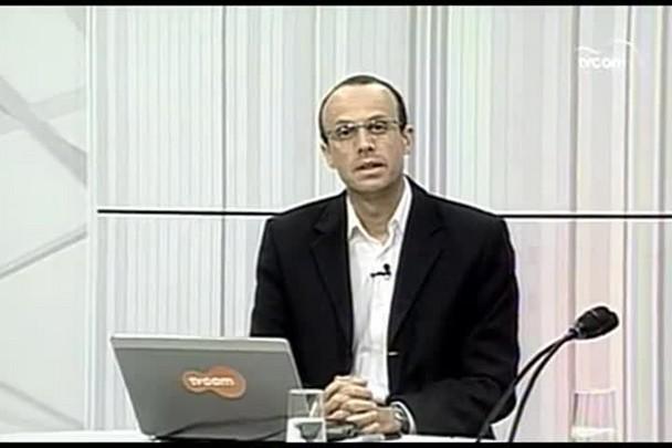TVCOM Conversas Cruzadas. 4º Bloco. 29.02.16