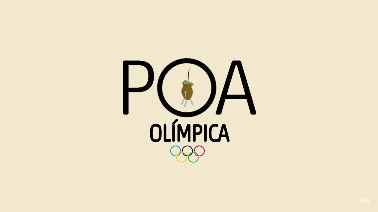 POA Olímpica: hóquei sobre a grama