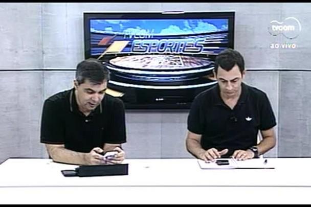 TVCOM Esportes. 2º Bloco. 08.04.16