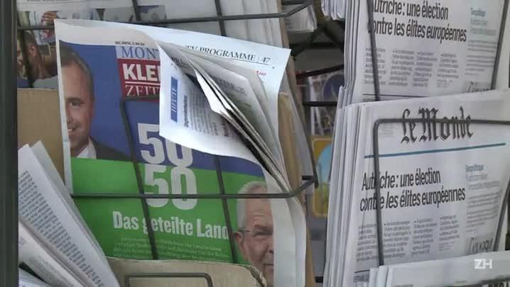 Ecologista é eleito presidente da Áustria