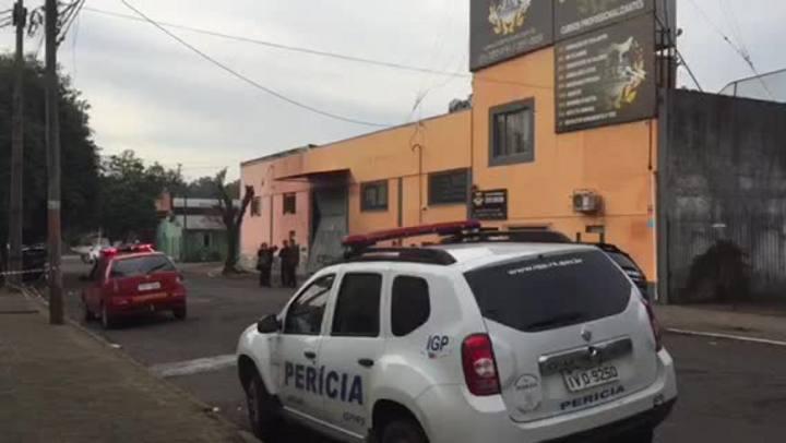 Comandante do 2º Comando Regional de Bombeiros fala sobre explosão que aconteceu em São Leopoldo