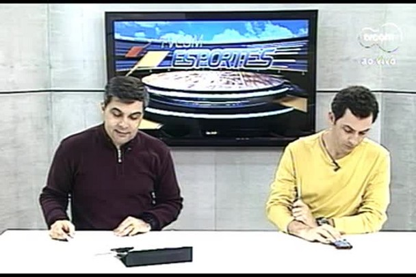 TVCOM Esportes. 2º Bloco. 18.08.16