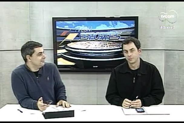TVCOM Esportes. 4º Bloco. 19.08.16