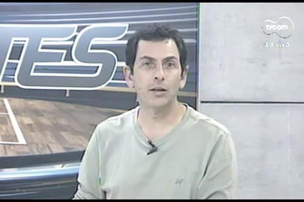 TVCOM Esportes. 3º Bloco. 13.09.16