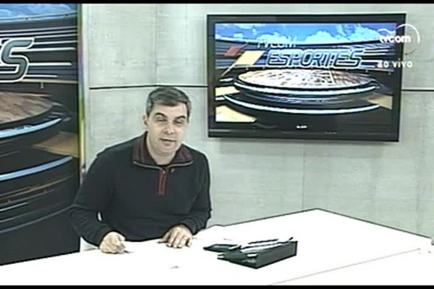 TVCOM Esportes. 4º Bloco. 14.09.16