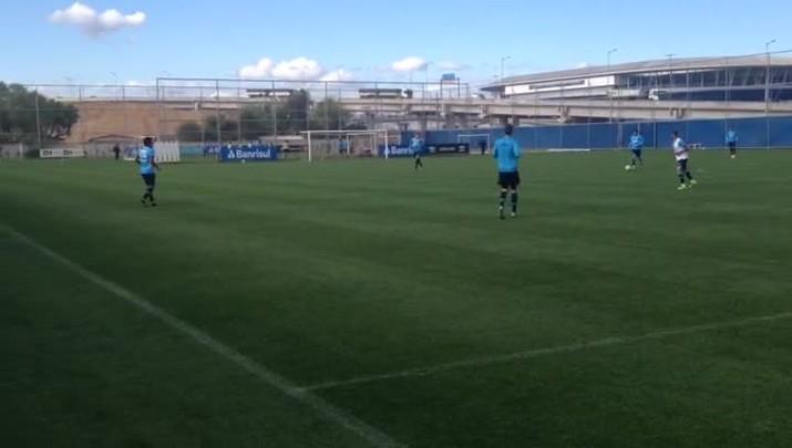 Confira como foi o primeiro treino de Renato Portaluppi no Grêmio