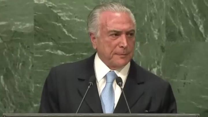 Luiz Antônio Araujo: A estreia de Temer na ONU