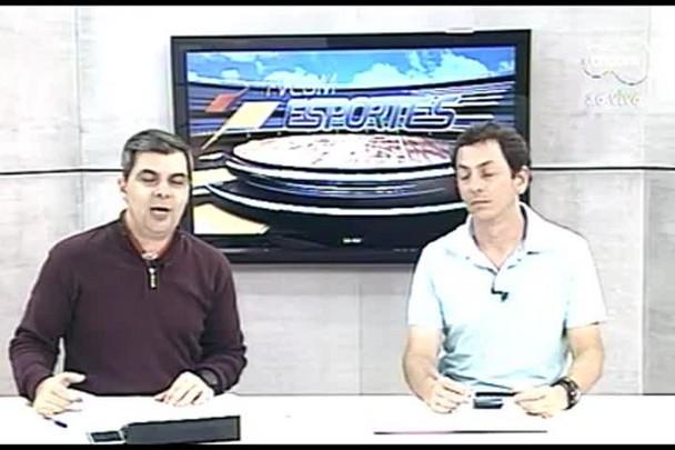 TVCOM Esportes. 2º Bloco. 28.09.16