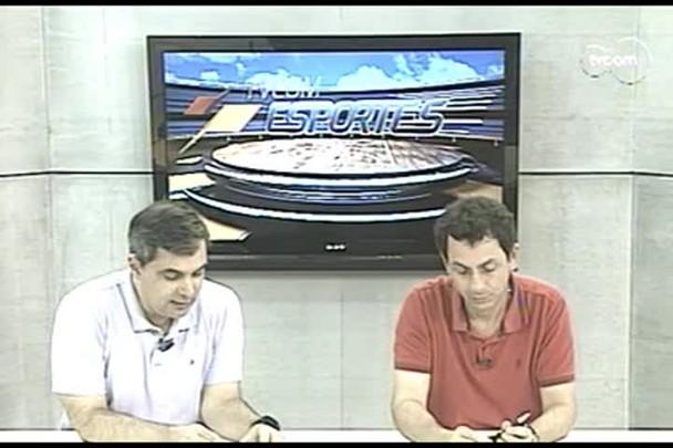 TVCOM Esportes. 4º Bloco. 14.10.16