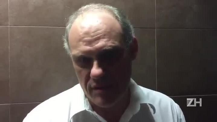 Ricardo Neis fala com exclusividade para ZH