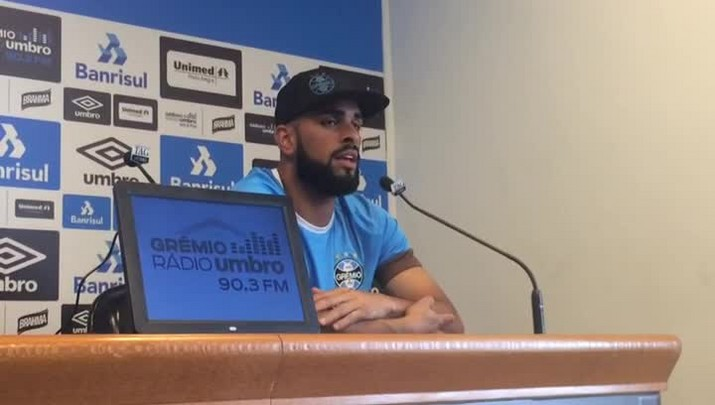 Maicon fala sobre a mudança de técnico no Atlético-MG