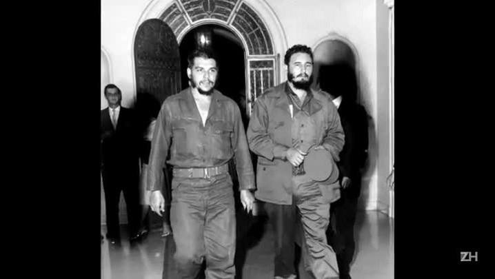 A trajetória de Fidel Castro em imagens