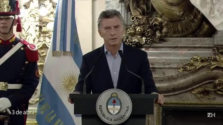 Argentina paralisada em primeira greve geral contra Macri
