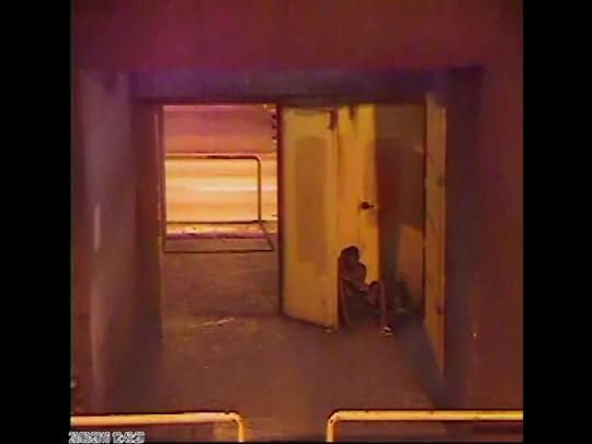 Vandalismo e consumo de drogas no Túnel Antonieta de Barros