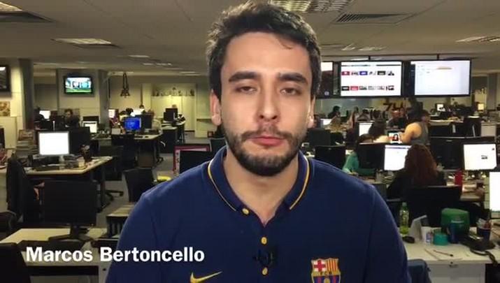 #CentraldeEsportes - Marcos Bertoncello fala sobre o confronto do Grêmio desta quinta-feira