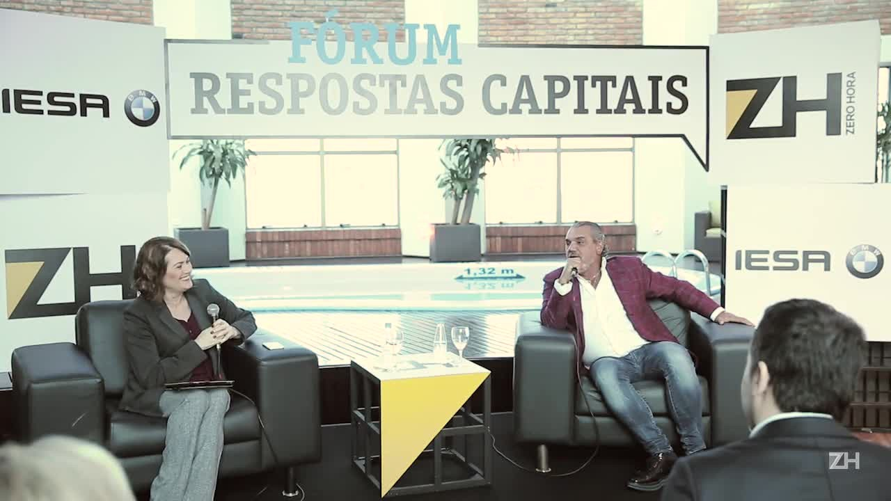Fórum Respostas Capitais - Ricardo Vontobel: Uma fábrica fantástica
