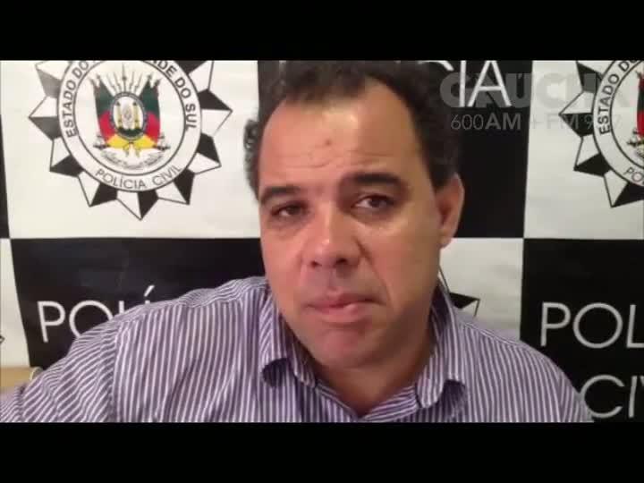Delegado revela como descobriu o envolvimento de PMs com quadrilha. 18/12/2012