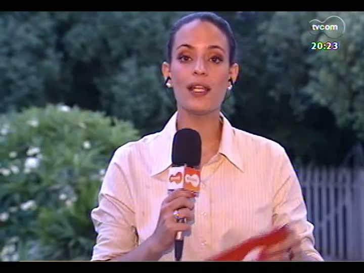 TVCOM 20 Horas - 20/12/12 - Bloco 1 - Anunciados investimentos para aeroportos do Sul