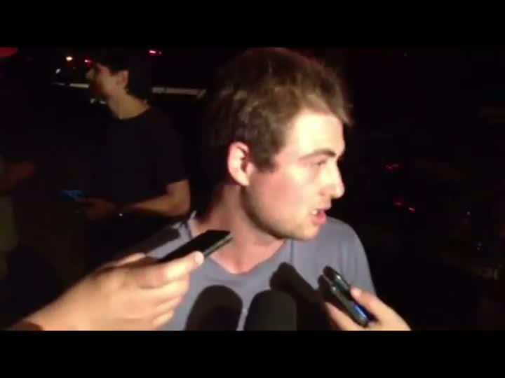 Refém revela momentos de tensão em Cotiporã. 31/12/2012