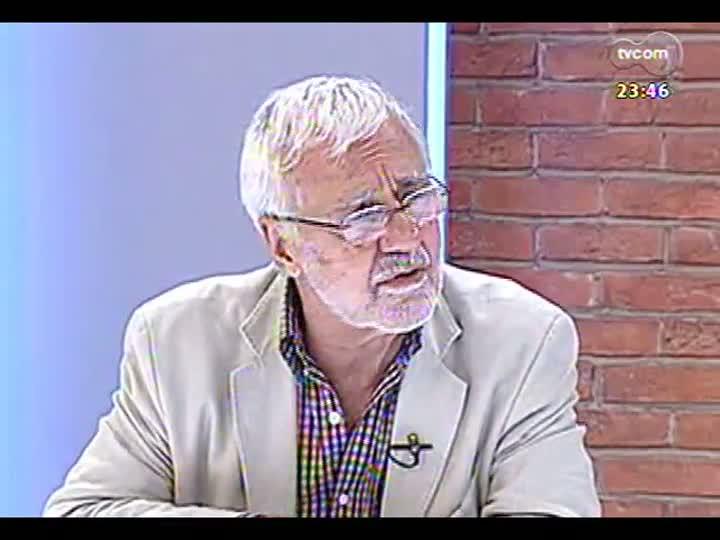 Mãos e Mentes - Economista Luís Carlos Ewald - Bloco 2