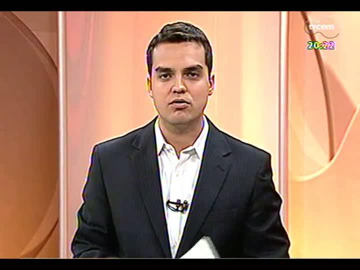 TVCOM 20 Horas - Comissão vai acompanhar investigação sobre o que houve com o Conduto Álvaro Chaves - Bloco 3 - 22/02/2013