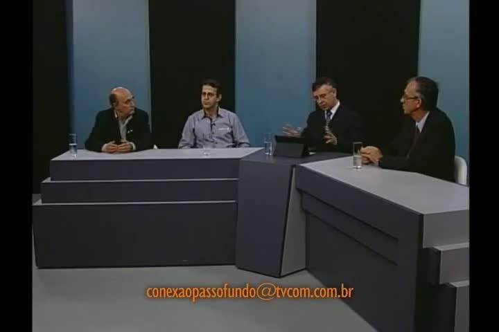 Conexão Passo Fundo debate a importância do agronegócio para a economia da região - bloco 3