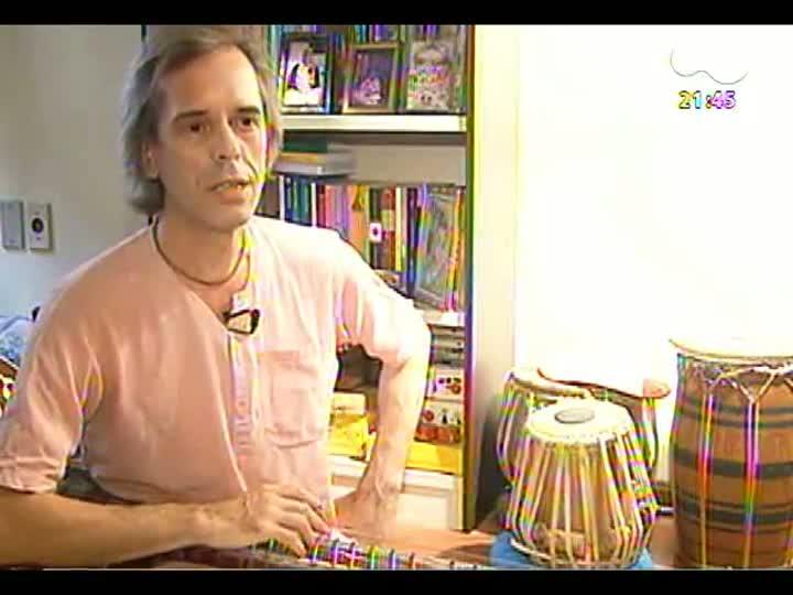 TVCOM Tudo Mais - Depoimentos de fãs ilustres para homenagear o beatle George Harrison - Ganpati Das