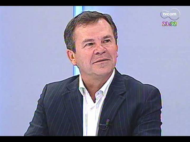 Mãos e Mentes - Pós-graduado em Gestão Estratégica e diretor da Docile, Ricardo Heineck - Bloco 1 - 22/04/2013