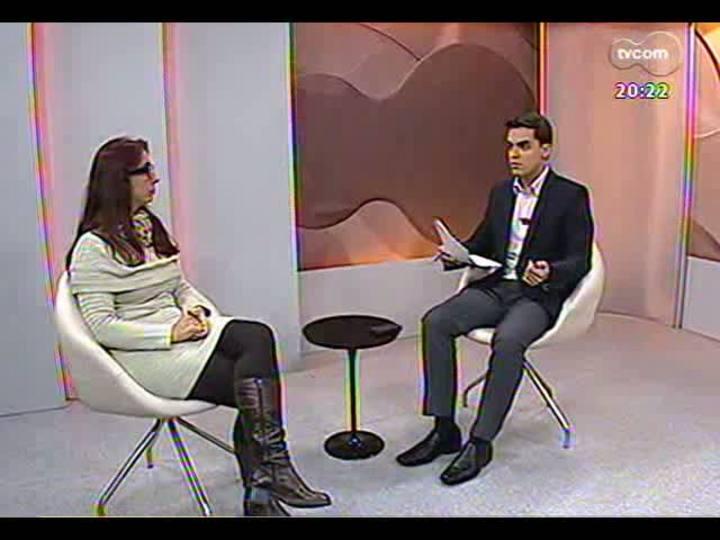 TVCOM 20 Horas - Confira as condições do Instituto Psiquiátrico Forense - Bloco 3 - 05/06/2013