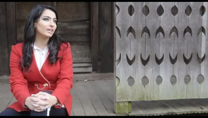 Escolha da rainha da Festa da Uva: Aline Casagrande manda recado às candidatas