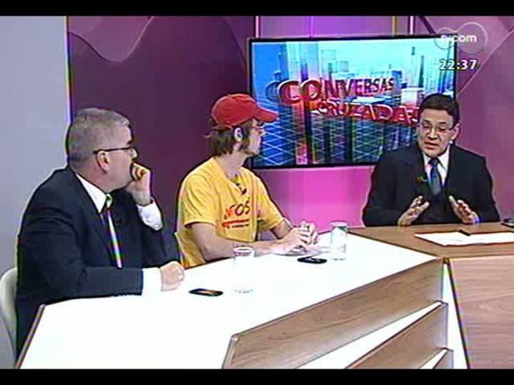 Conversas Cruzadas - Todos os enfoques dos protestos pelo país - Bloco 2 - 17/06/2013