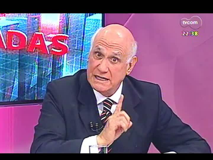 Conversas Cruzadas - Quais os resultados das manifestações nas ruas do Brasil? - Bloco 2 - 12/07/2013