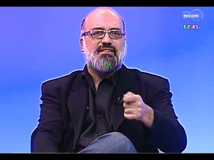 Programa do Roger - Confira um papo com o elenco do espetáculo \'Ju...?\' - bloco 1 - 20/08/2013