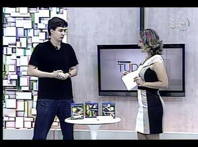 TVCOM Tudo Mais – Quadro Videoteca - 1º bloco – 20/09/2013
