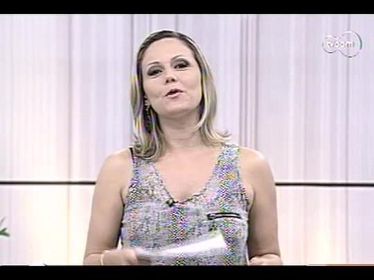 TVCOM Tudo Mais - 1o bloco - Quadro beleza - 16/12/2013