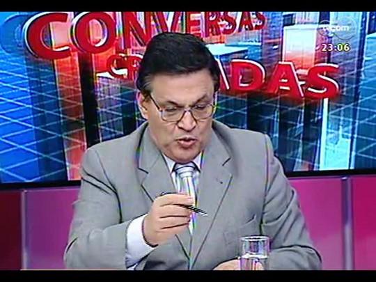 Conversas Cruzadas - Como os protestos e a Copa podem influenciar o cenário eleitoral? - Bloco 4 - 11/02/2014